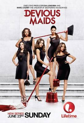 Коварные горничные / Devious Maids - 4 сезон (2016) WEB-DLRip / WEB-DL