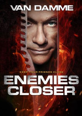 Близкие враги / Enemies Closer (2013) HDRip / BDRip 720p