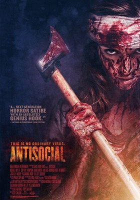 Антисоциалка / Antisocial (2013) HDRip