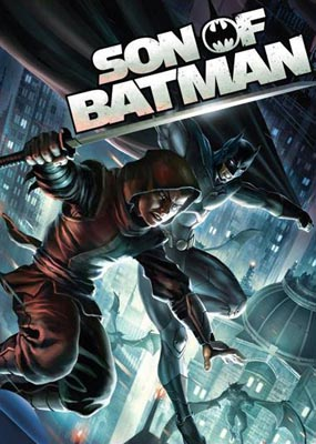 Сын Бэтмена / Son of Batman (2014) HDRip / BDRip
