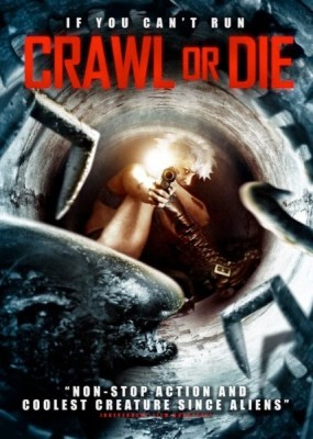Ползи или умри / Crawl or Die  (2014) HDRip / BDRip 720p