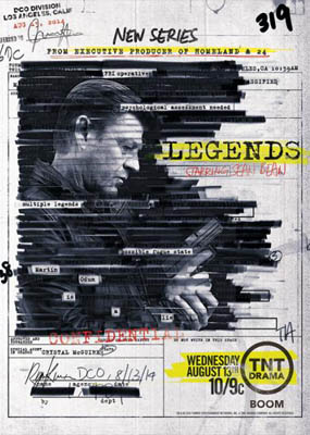 Легенды / Legends - 2 сезон (2015) WEB-DLRip / WEB-DL
