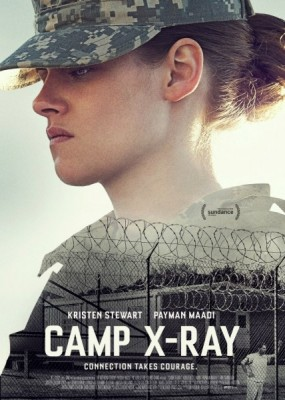 Лагерь «X-Ray» / Camp X-Ray (2014) HDRip / BDRip 720p