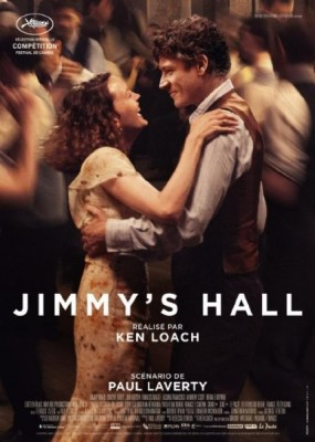 Зал Джимми / Jimmy's Hall (2014) HDRip