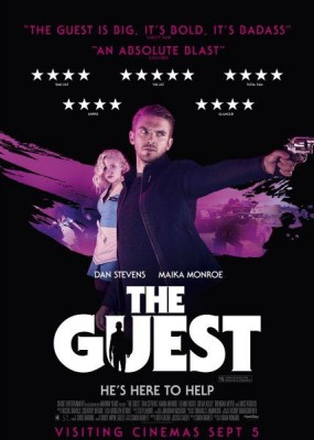 Гость / The Guest (2014) HDRip + BDRip 720p/1080p