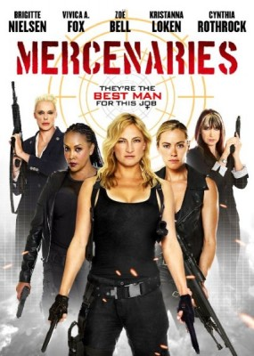 Наемницы / Mercenaries (2014) HDRip / BDRip 720p