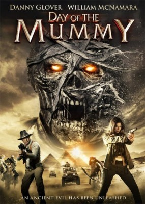 День мумии / Day of the Mummy (2014) HDRip / BDRip