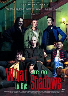 Реальные упыри / What We Do In The Shadows (2014) HDRip / BDRip 720p