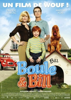 Буль и Билл / Boule & Bill (2013) HDRip / BDRip 720p