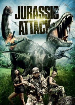 Атака Юрского периода / Jurassic Attack (2013) HDRip / BDRip 720p