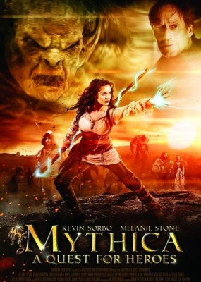 Мифика: Задание для героев / Mythica: A Quest for Heroes (2015) HDRip / BDRip