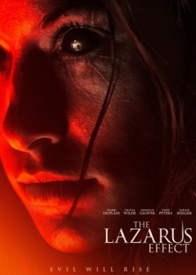 Эффект Лазаря / The Lazarus Effect (2015) HDRip / BDRip