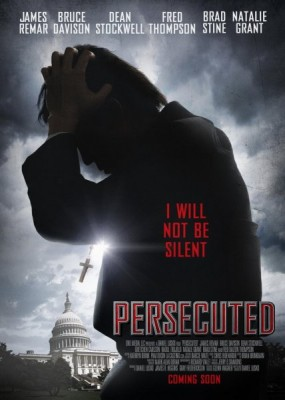 Преследуемый / Persecuted (2014) HDRip / BDRip