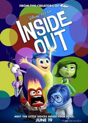 Головоломка / Inside Out (2015) HDRip / BDRip / PROPER