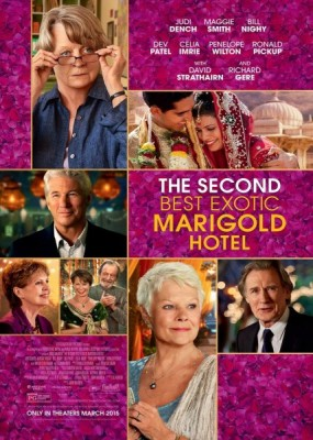 Отель «Мэриголд». Заселение продолжается / The Second Best Exotic Marigold Hotel (2015) HDRip / BDRip