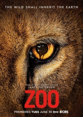 Зверинец / Zoo - 2 сезон (2016) WEB-DLRip / WEB-DL