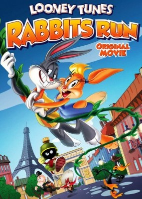 Луни Тюнз: кролик в бегах / Looney Tunes: Rabbit Run (2015) WEBDLRip / WEBDL