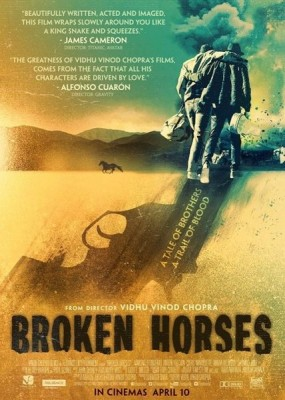 Загнанные лошади / Broken Horses (2015) WEB-DLRip / WEB-DL