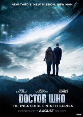 Доктор Кто / Doctor Who - 9 сезон (2015) WEB-DLRip / WEB-DL