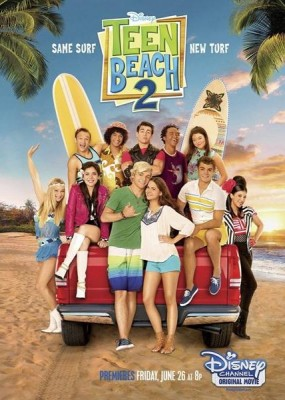Лето. Пляж. Кино 2 / Teen Beach 2 (2015) WEB-DLRip / WEB-DL