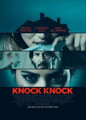Кто там / Knock Knock (2015) HDRip / BDRip