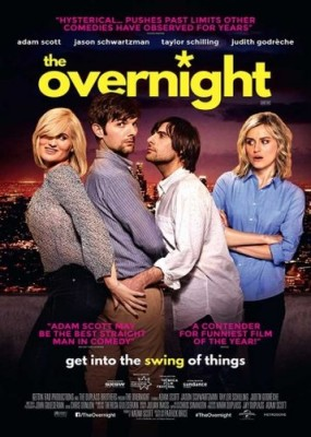 Ночевка / The Overnight (2015) WEB-DLRip / WEB-DL