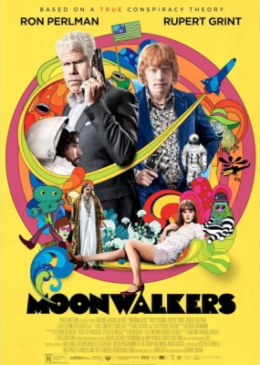 Лунная афера / Moonwalkers (2015) HDRip / BDRip