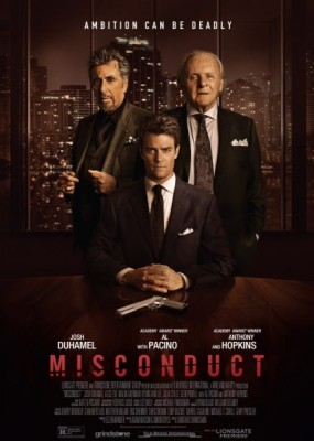 Хуже, чем ложь / Misconduct (2016) HDRip / BDRip