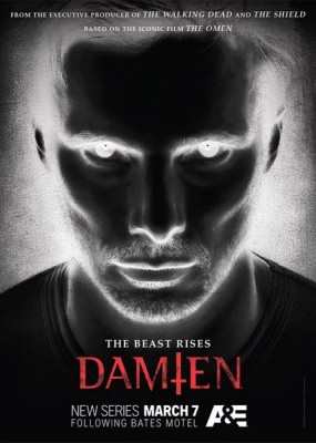 Дэмиен / Damien - 1 сезон (2016) WEB-DLRip / WEB-DL