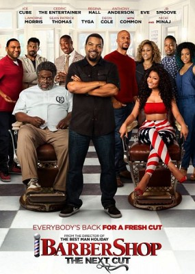 �������������� 3 / Barbershop: The Next Cut (2016) TS