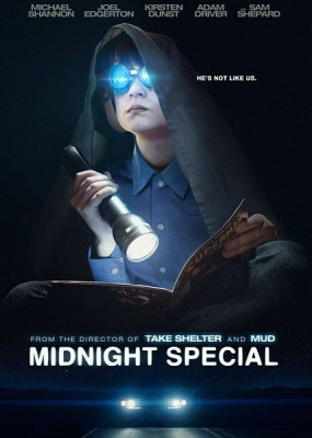 ����������� ���������� ������ / Midnight Special (2016) WEBRip