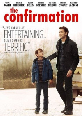 Подтверждение / The Confirmation (2016) HDRip / BDRip