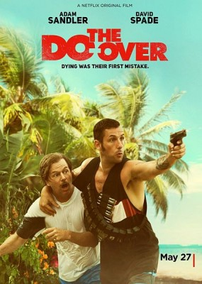 ��� �� ����� / The Do Over (2016) WEB-DLRip / WEB-DL