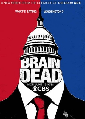 Безмозглые / BrainDead - 1 сезон (2016) WEB-DLRip / WEB-DL