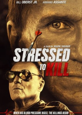 Почерк убийства / Stressed to Kill (2016) WEB-DLRip / WEB-DL (720p)