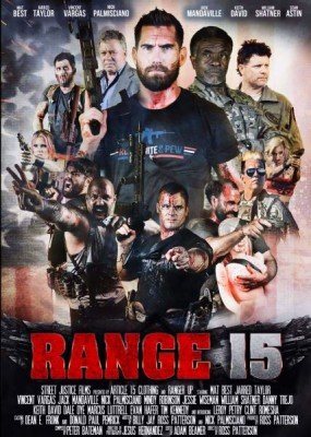 Диапазон 15 / Range 15 (2016) WEB-DLRip / WEB-DL