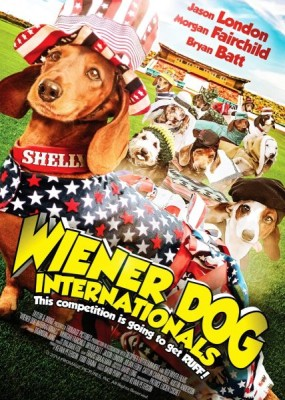 Шелли снова в деле / Wiener Dog Internationals (2015) WEB-DLRip / WEB-DL