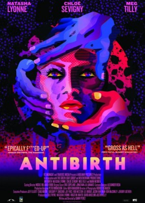 Антирождение / Antibirth (2016)  WEB-DLRip / WEB-DL