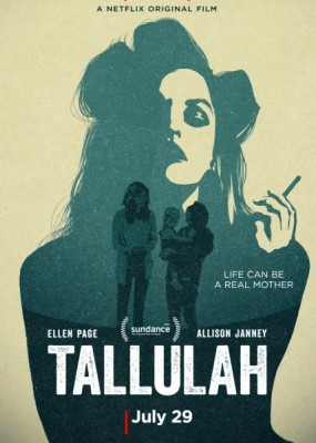 Таллула / Tallulah (2016) WEB-DLRip / WEB-DL