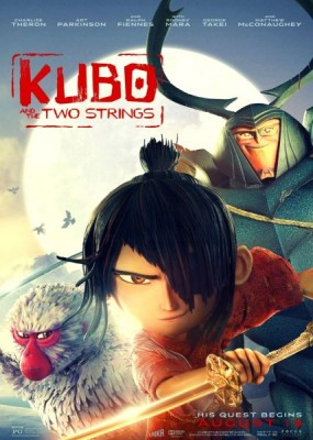 Кубо. Легенда о самурае / Kubo and the Two Strings (2016) HDRip / BDRip