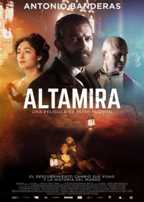 Альтамира / Altamira (2016) HDRip / BDRip