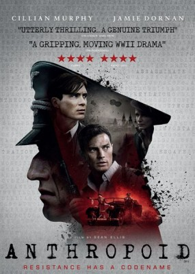 Антропоид / Anthropoid (2016) HDRip / BDRip