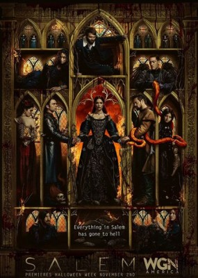 Салем / Salem - 3 сезон (2016) WEB-DLRip / WEB-DL 720p