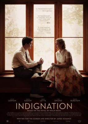Возмущение / Indignation (2016) HDRip / BDRip
