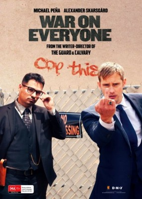 Война против всех / War on Everyone (2016) WEB-DLRip / WEB-DL