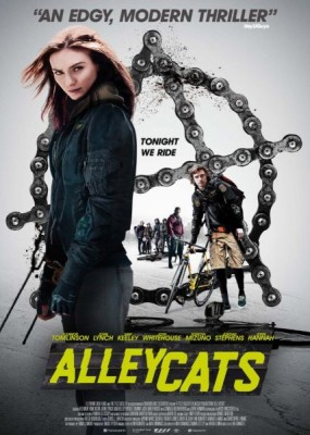 Уличные коты / Alleycats (2016) HDRip / BDRip