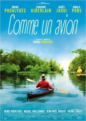 На плаву / Comme un avion (2015) HDRip / BDRip