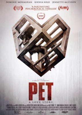 Питомец / Pet (2016) HDRip / BDRip