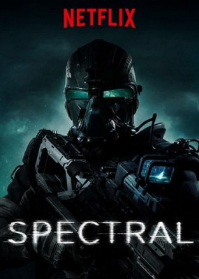 Спектральный анализ / Spectral (2016) WEB-DLRip / WEB-DL