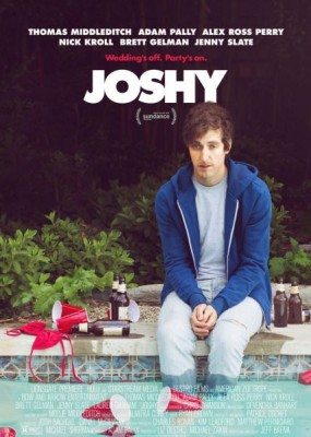 Джоши / Joshy (2016) HDRip / BDRip